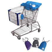 Cossettie Baby-On-The-Road Shopping Cart/High Chair Cover