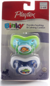 Playtex Binky Silicone 0-6 Month Pacifier