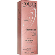 Ion Colour Brilliance Metallics Temporary Liquid Hair Makeup Rose Gold