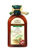 Green Pharmacy Cosmetics Balm For Dry Hair With Argan Oil And Pomegranate 300Ml