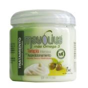 Mayoliva Mas Omega 3 Combo Set + Free Hair Oil