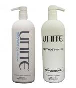 UNITE 7 Seconds Shampoo and Conditioner Litre