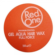 Red One Gel Hair Wax