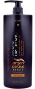 DeUtte Argan Curl Cream for Curly Hair, Lightweight Paraben Free Curl Definer for Natural & Wavy Curls - 230ml