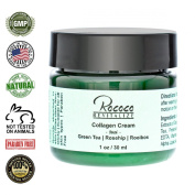 Collagen Cream with Green Tea Rosehip Rooibos - 30ml