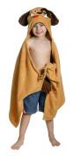 ZOOCCHINI Duffy the Dog Hooded Towel