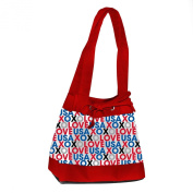 Charm14 New York Patriotic Lunch Tote