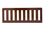 Simmons Kids Toddler Guardrail, Espresso Truffle
