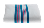 Elivo Baby Receiving Hospital Blankets - Ideal as Swaddle Blankets for Newborns - 100% Cotton Flannel - Breathable and Lightweight yet Warm and Cosy - Latex Free - Generous Size - Pack of 3