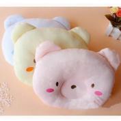 Pillow Flat Head Sleeping Bear Newborn Baby Boy Girl Anti-roll Positioner