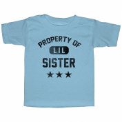 Lost Gods Property of Little Sister Toddler Graphic T Shirt - Lost Gods