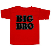 Lost Gods Big Bro Toddler Graphic T Shirt - Lost Gods