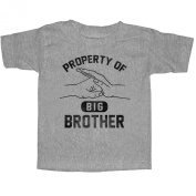 Lost Gods Big Brother Property Punch Toddler Graphic T Shirt - Lost Gods