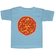 Lost Gods Pizza is Everything Toddler Graphic T Shirt - Lost Gods