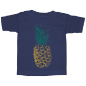 Lost Gods Distressed Pineapple Toddler Graphic T Shirt - Lost Gods