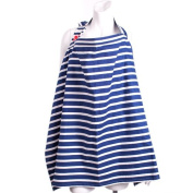 ESMERALDA Nursing Cape Marine Border S [Made in Japan]