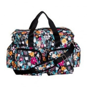 Lovely Floral Baby Nappy Bag