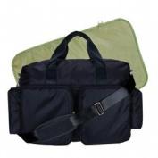 Simply Black Baby Nappy Bag