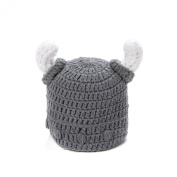 Aistore Baby Newborn Photography Prop Baby Handmade Crochet Knitted Costume Hat Set 016