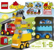 LEGO DUPLO My First Cars (10816) 36pcs