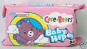 Care Bears 80 Wipes Per Pack, Assorted Colour Packaging