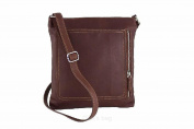 LaGaksta Medium Kate Italian Soft Leather Shoulder Crossbody Bag