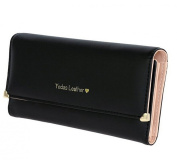 Jastore® Women Lady Leather Wallet Purse Credit Card Clutch Holder Case