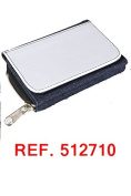 WALLET DENIN PURSE BLANK DYE SUBLIMATION HEAT TRANSFER SMALL Ref. 512710