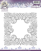 Magical Winter - Find It Trading Yvonne Creations Embossing Folder