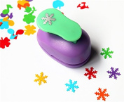 CADY Crafts Punch 1.6cm paper punches snowflake