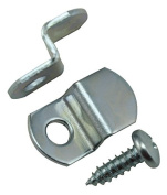 Frameware BPO14 - 0.6cm Canvas Offset Clip with screws - pack of 100