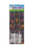 Easter Candy Bags Party Items (20/pkg) Pkg/12