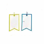 (2) Sets of Spritz Holiday Gift Tags Assorted 10 ct - Assorted