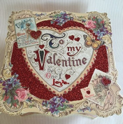 Punch Studio Square To My Valentine 15cm X 15cm