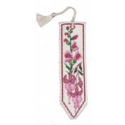 Textile Heritage Counted Cross Stitch Bookmark Kit - Summer