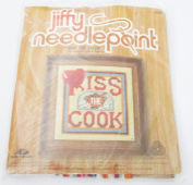 Kiss the Cook Needlepoint Kit