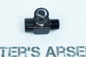 SPARMAX AIRBRUSH BLEED AIR VALVE - FITS 1/8BSP connexions . By SprayGunner