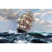 KINGSO DIY Oil Painting Paint By Numbers Kit Art Craft Ship 40*60cm