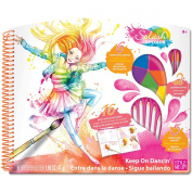 Splash Of Colour Deluxe Kit-Keep On Dancin'