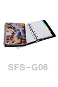 Sublimation Metal Cover Notebook & Bookmark Heat press Dye