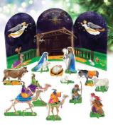 My Pop-Out Nativity