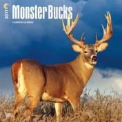 Monster Bucks 2017 Square