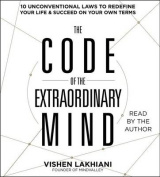 The Code of the Extraordinary Mind [Audio]
