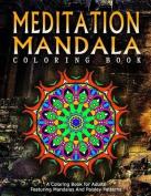 Meditation Mandala Coloring Book - Vol.11