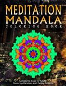 Meditation Mandala Coloring Book - Vol.13