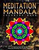 Meditation Mandala Coloring Book - Vol.16