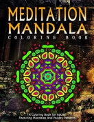 Meditation Mandala Coloring Book - Vol.17