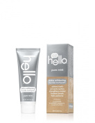 Hello Oral Care Extra Whitening Fluoride Toothpaste, Pure Mint, 25ml