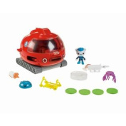 FisherPrice Octonauts Launch and Rescue Gup X Vehicle