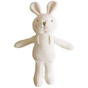 (Lovely Rabbit) 100% Organic Cotton Baby First Doll 28cm